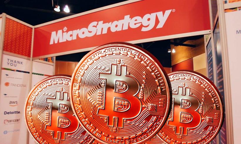 MicroStrategy va lever 400 millions de dollars pour acheter plus de Bitcoin  - La Crypto Monnaie